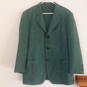 Loro Piana Blazer Silk mohair Italy Luxe 50